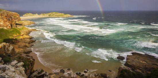 Robberg, Baía de Plettenberg, Garden Route, África do Sul