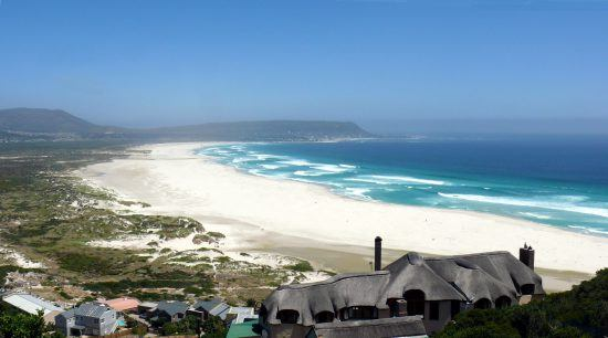 Noordhoeck Beach in Cape Town
