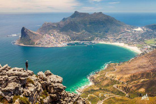 False Bay bei Kapstadt