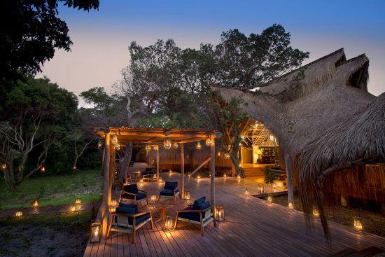 Lounge Benguerra Island Resort