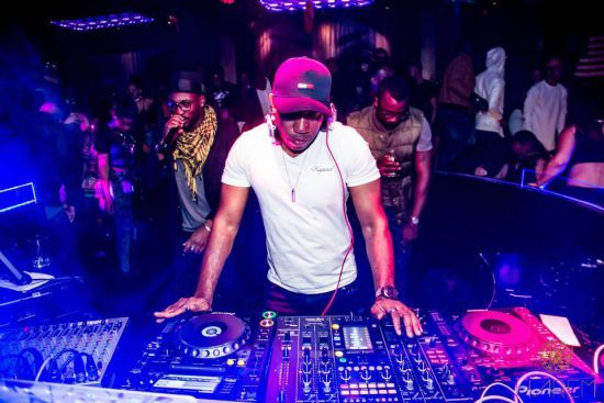 Harem Nightclub, em Joanesburgo