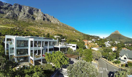 Quartiers Cape Town | L'hôtel Mannabay dans le quartier d'Oranjezicht