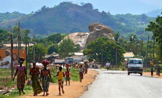 Frauen Nampula