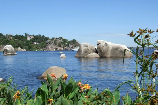 Lake Victoria is famous for its expanse and beauty