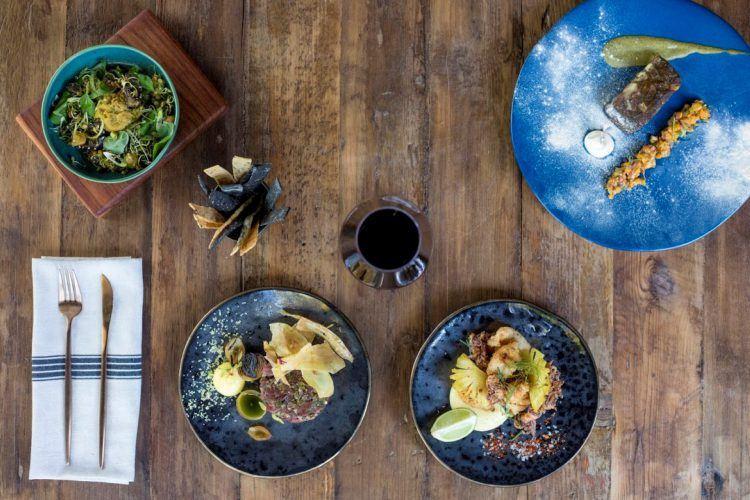 Gastronomie et plats à Silvan Safari dans la réserve privée de Sabi Sand en Afrique du Sud