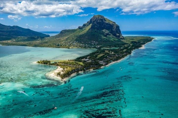 Die Urlaubsinsel Mauritius im Indischen Ozean