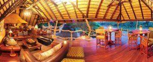 Salle à manger Jock Safari Lodge