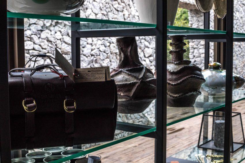 La tienda de souvenirs de Silvan Safari Lodge