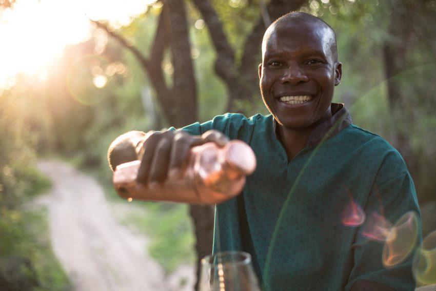 Servicio amigable y hospitalario en Silvan Safari