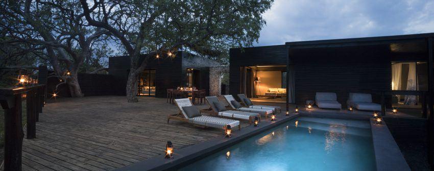 Suite Leadwood en Silvan Safari, Kruger, Sudáfrica