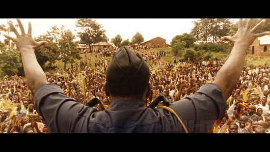 """Forest Whitaker interpreta ditador megalomaníaco em """"O Último Rei da Escócia"""""""