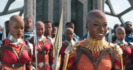 Afrika-Filme: Kriegerinnen aus dem Filmhit Black Panther