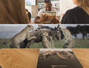 APOTY 2017 Gewinner Clement Kiragu besucht Rhino Africa