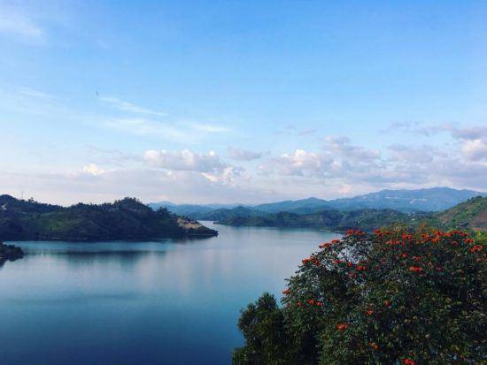Voyage au Rwanda   Lac Kivu