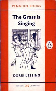 """Portada del libro sobre África """"Canta la hierba"""", de Doris Lessing"""