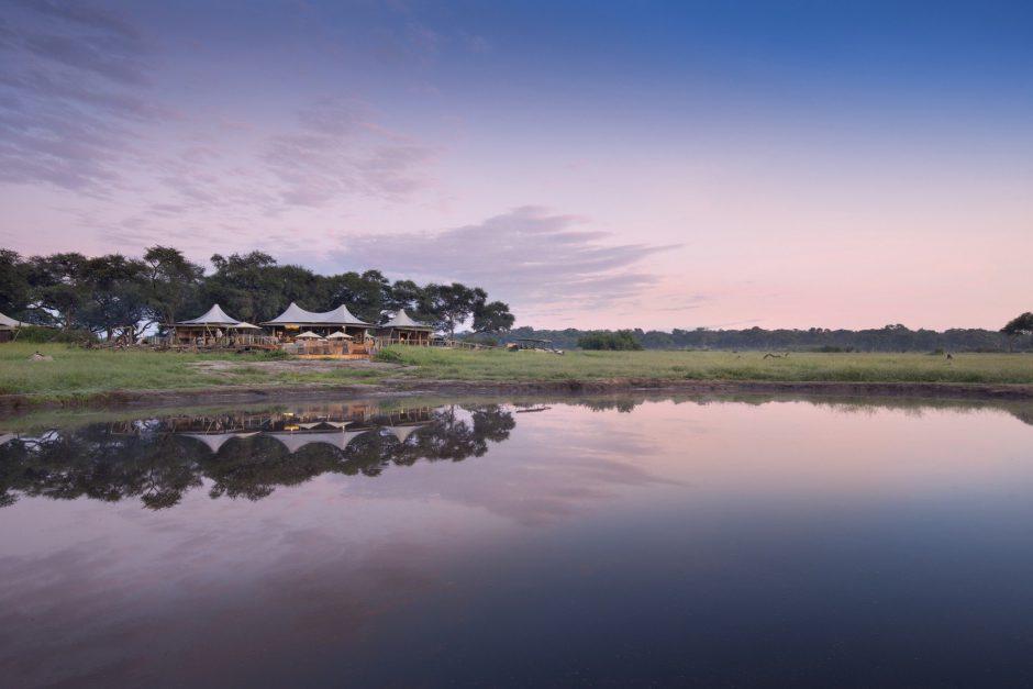 La beauté du Zimbabwe