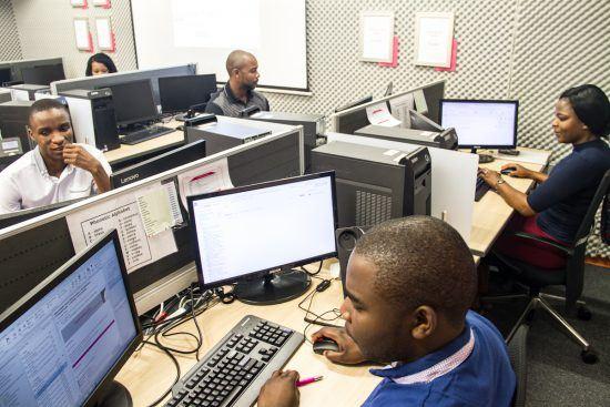 Good work foundation is bridging the digital divide