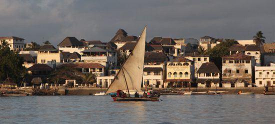 Lamu Island in Kenya, is beautiful with a fascinating history