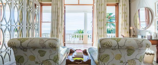 Ellerman House Chambre Deluxe