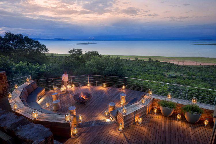 Bumi Hills Safari Lodge au Zimbabwe, offre safari d'African Bush Camp