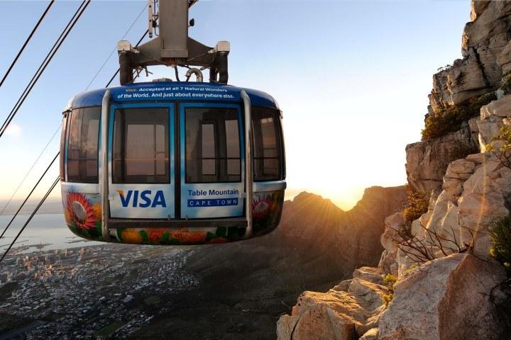 Teleférico de Table Mountain - Ciudad del Cabo