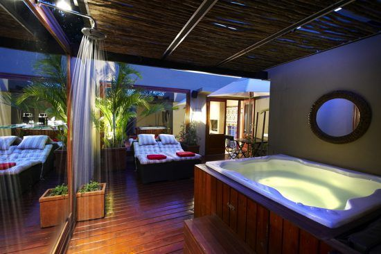 Luxury Suite de The Residence, Joanesburgo