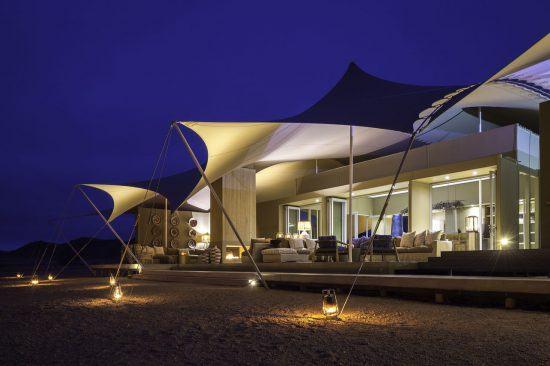 Harry and Meghan's honeymoon is said to be to Namibia and Hoanib Skeleton Coast Camp