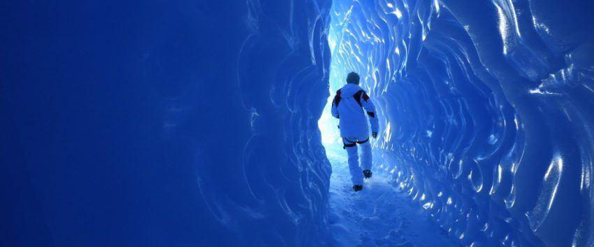 Entdecken Sie die weiße Wüste, die einmalige Antartkis
