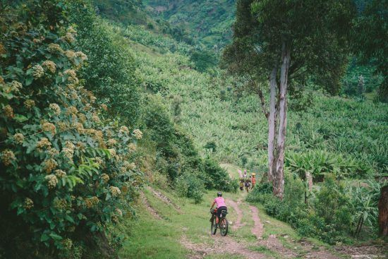 The Congo Nile Trail is considered the best bikepacking route in East Africa