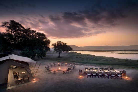 Zambezi Expeditions Camp is available for Last-Minute Special