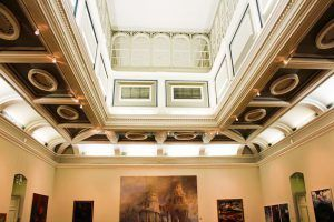 Meander at the Tatham Art Gallery