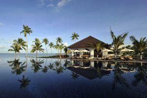 Maximum luxury in this island paradise in Zanzibar