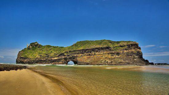 Top Reiseziele in Südafrika: Wild Coast und das Hole in the Wall