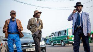 Afrique de l'Ouest   Les sapeurs, mordus de mode et des grandes maisons de couture