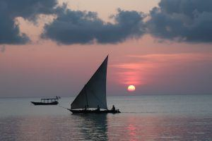 Romantic holiday in Zanzibar