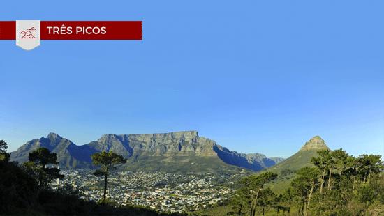 Trilhas épicas na África do Sul da Lonely Planet: Lion's Head, Table Mountain e Devil's Peak