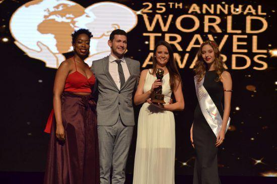 Rhino Africa gewinnt bei den World Travel Awards