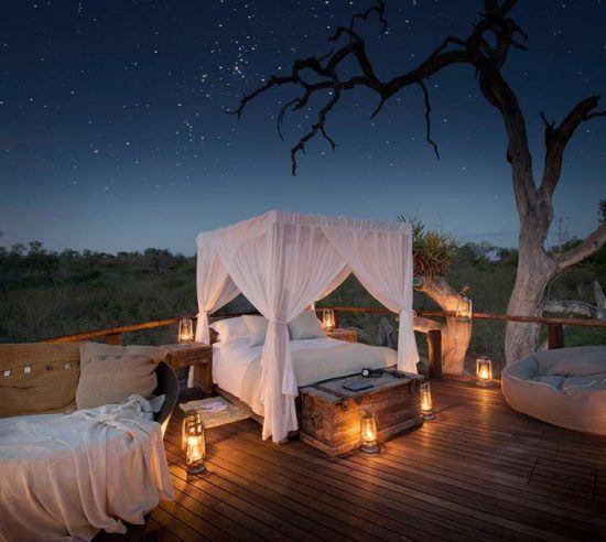 Romantische Baumhäsuer auf Safari: Das Chalkley-Baumhaus von Lion Sands