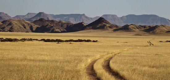 Damaraland Camp views