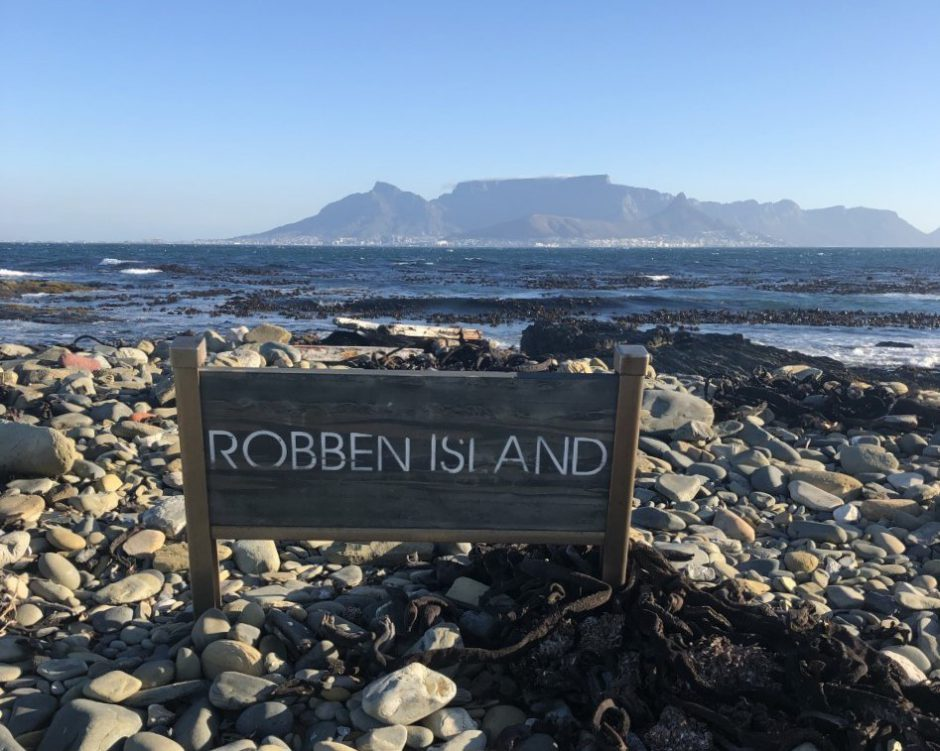 Robben Island - Ciudad del Cabo