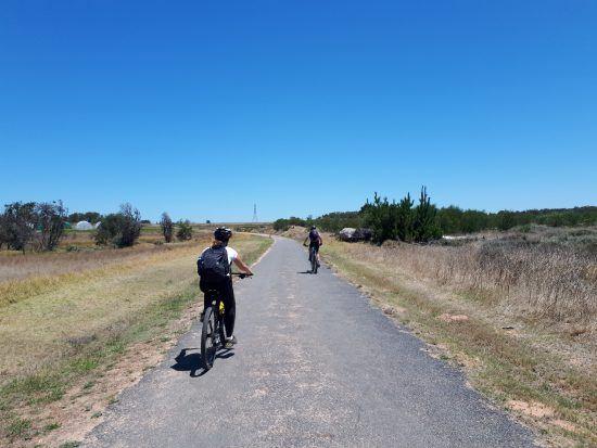 El ciclismo está muy integrado en la cultura sudafricana gracias a sus excelentes rutas.