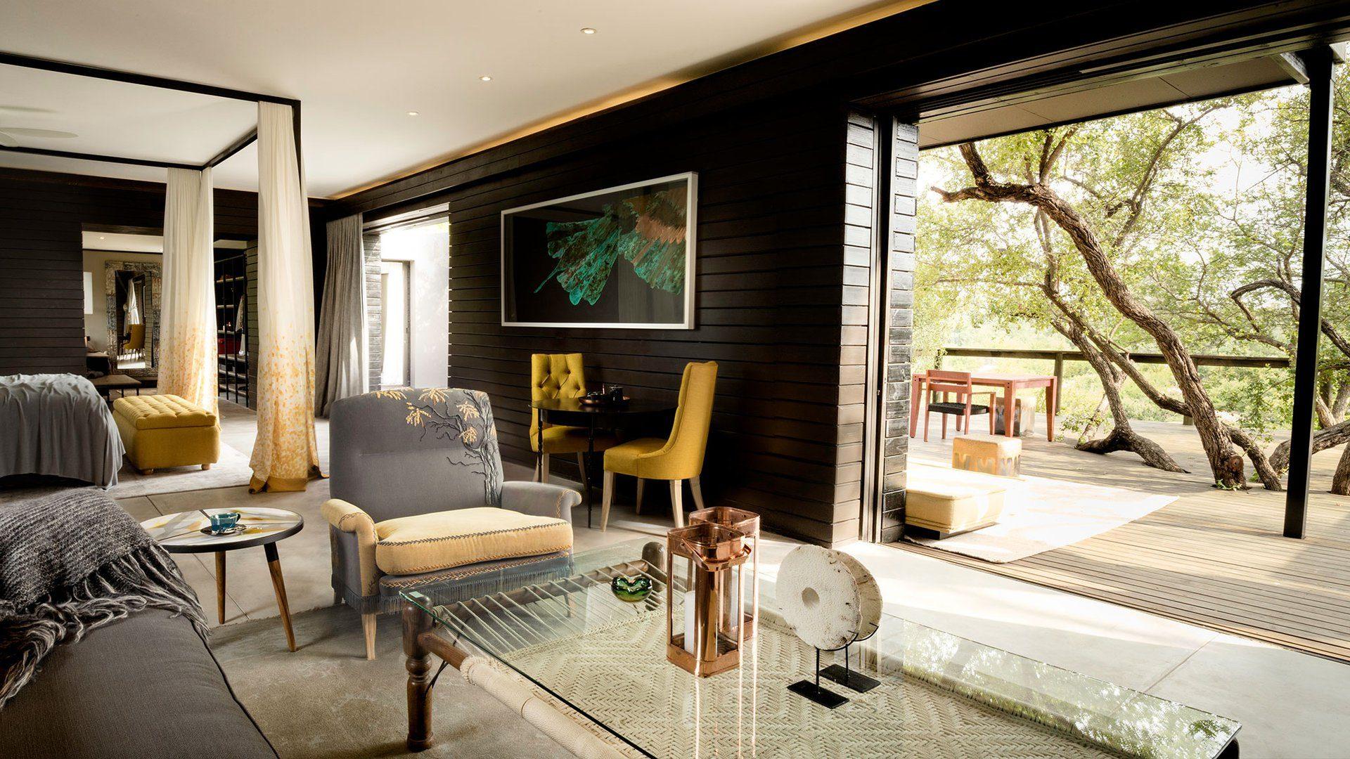 Silvan safari offers incredible interiors
