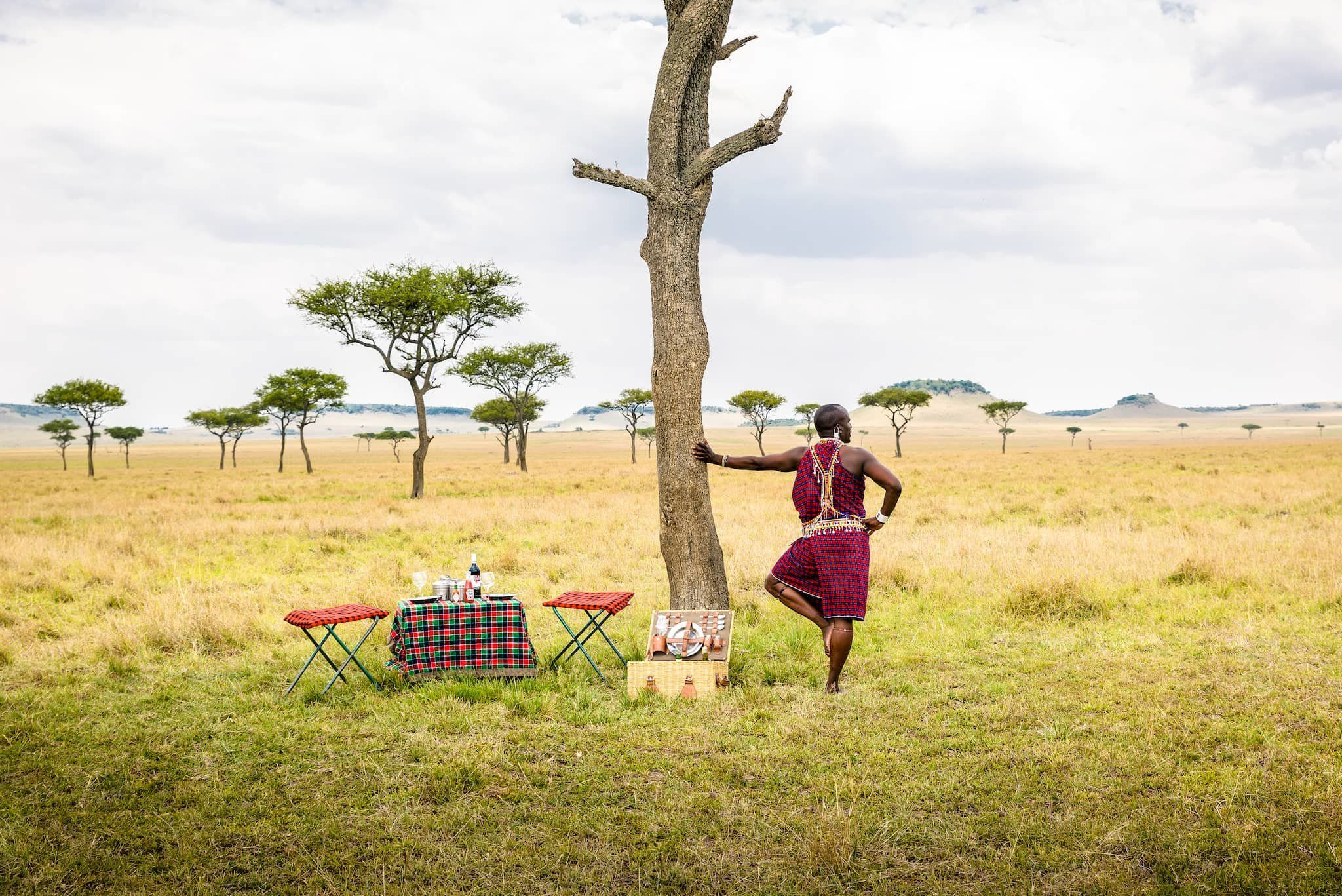 Sanctuary Olonana es uno de nuestros lugares favoritos en Kenia.