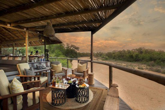 Tanda Tula Safari Camp within the Timbavati Game Reserve