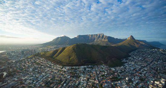 Que faire à Cape Town ? | L'emblématique Table Mountain surplombant la ville du Cap