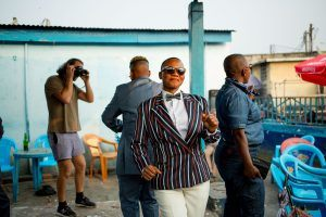 Afrique de l'Ouest   Un joli sourire sous le ciel de Brazzaville