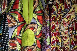 Afrique de l'Ouest   Tissus africains
