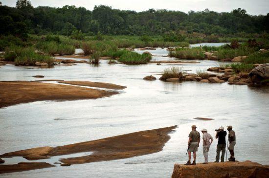 Les guides et pisteurs de Lion Sands | N'oubliez votre appareil photo !