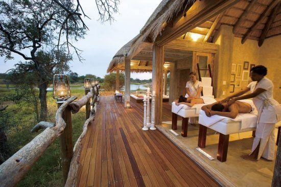 Safari à Kapama | Spa & Welness Centre à Karula