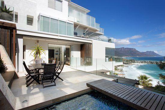Quartiers Cape Town | Vue extérieure du Cape View Clifton